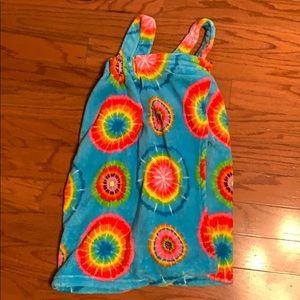 Tye Dye Wrap
